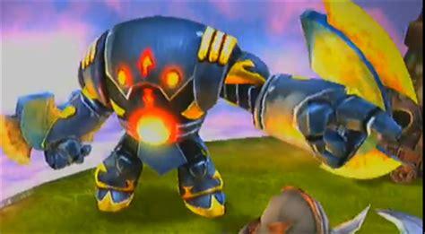 Kaos Team Sniper arkeyan shield juggernauts skylanders wiki fandom