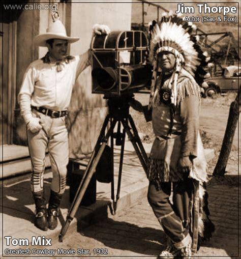film cowboy vs indian full movie jim thorpe quot world s greatest athlete quot ultrafamous native