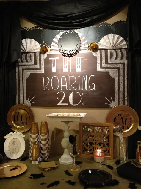 great ideas parties 2 the vintage fern roaring 20 s party tips and ideas