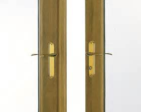 French Patio Door Hardware by Pella Commercial Entrance And Patio Door Hardware Pella