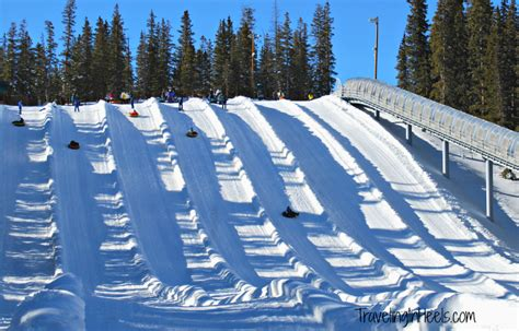 sledding colorado multigenerational snow tubing at keystone resort colorado traveling