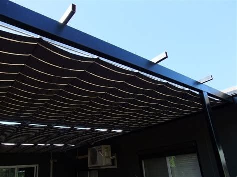 Balcony Patio pleated patio shades melbourne shadewell awnings amp blinds
