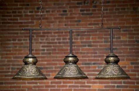 antique brass pool table light custom decorative antique brass hanging pool table light