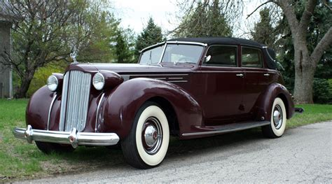 Packard Auto by 1938 Packard Significant Cars Inc