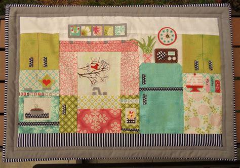 Retro Kitchen Fabric by Fabric Mutt Retro Kitchen