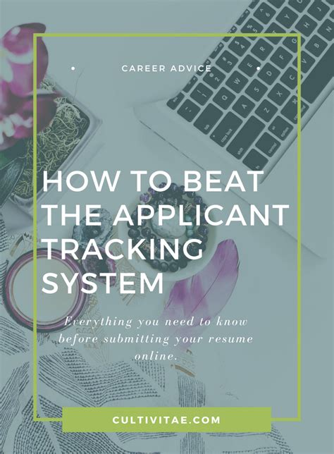 applicant tracking system what to before submitting