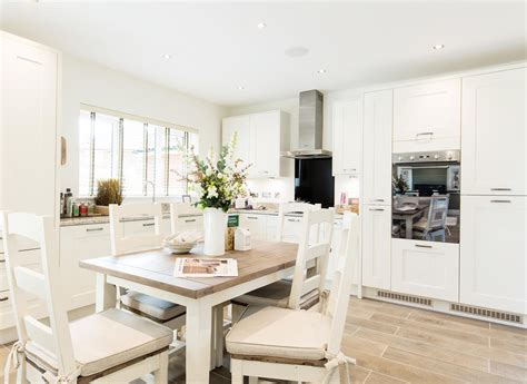 Kitchen Cambridge by Regent Quay New In Sittingbourne Redrow