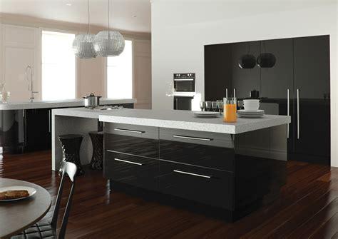 ultra modern kitchens black gloss ultra modern kitchens black gloss