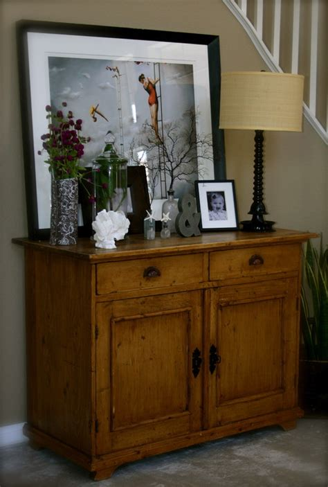 dresser in living room the swelle life s designskool interiors exteriors