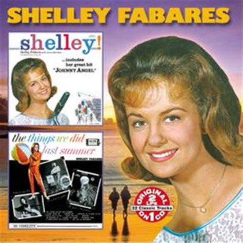 shelley fabares shelley the things we did last summer