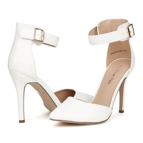 the gallery for gt white high heel shoes wedding