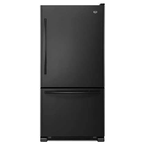 Maytag Door Refrigerator Recall by Maytag Bottom Freezer Refrigerator 18 5 Cu Ft Mbr1953yes