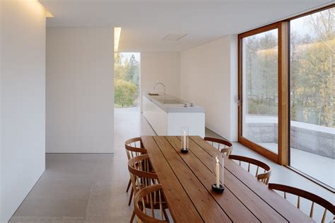 Simple kitchen and dining