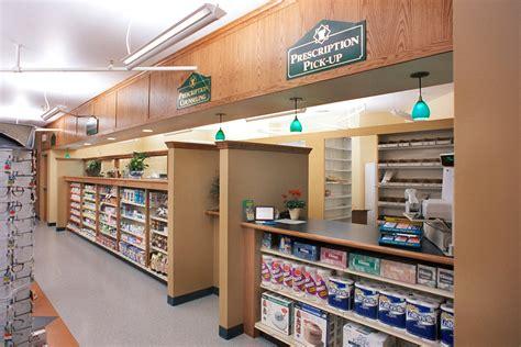 Pharmacy Countertops by Identity Design Architects Canandaigua Architects