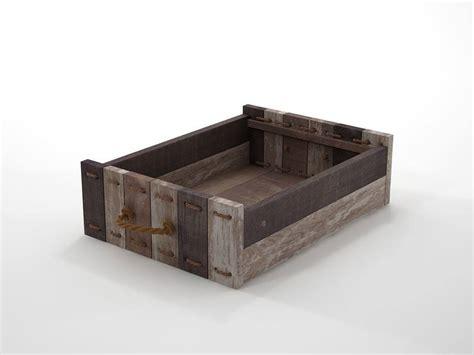 cassetto in legno cassetto contenitore in legno di recupero rope me