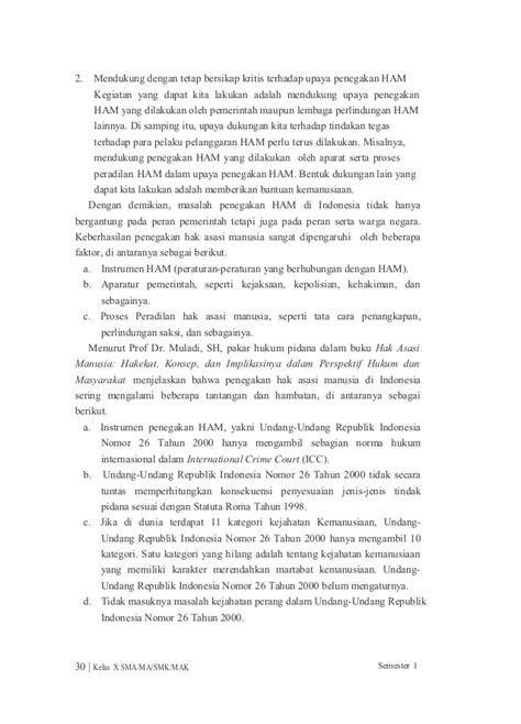 Kesadaran Hukum Manusia Dan Masyarakat Pancasila Buku Hukum buku pegangan siswa pp kn sma kelas 10 kurikulum 2013