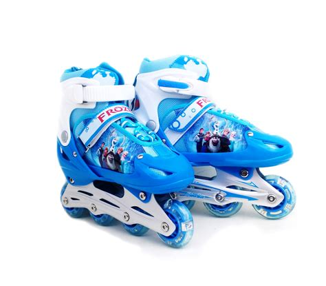 Sepatu Roda Anak Perempuan Frozen sepatu roda toko bunda
