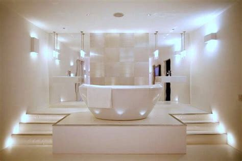 modern home lighting 20 amazing bathroom lighting ideas apartment geeks