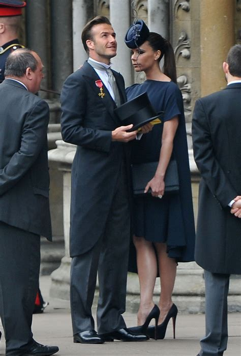 David and Victoria Beckham   The Best and Worst Dressed at