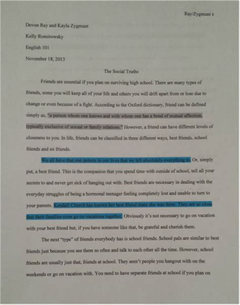Classification Essay About Friends by Division And Classification Essay Types Of Friends Sludgeport919 Web Fc2