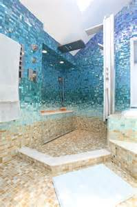 mosaic tile ideas 32 sea style bathroom interior and decorating inspiration