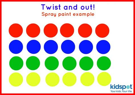 free printable elf on the shelf twister game twist and out outdoor twister for all kidspot