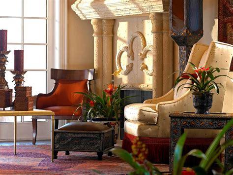 moroccan inspired living room photos hgtv
