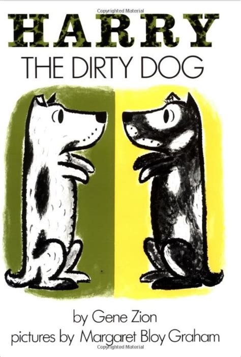 harry the dirty dog the picture book teacher s edition harry the dirty dog by gene zion