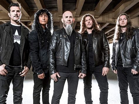 Anthrax Musik anthrax on