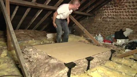 loft storage stilts youtube