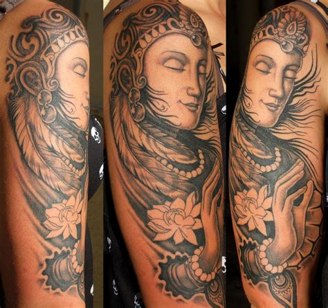 buddhist tattoos designs ideas and meaning tattoos for you