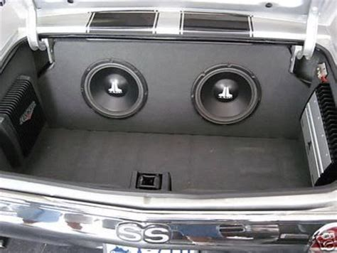 Speaker Rod Sound Box 8 937 best images about car audio on cadillac