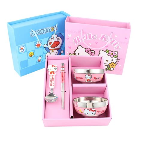Mangkok Set Stainless Doraemon Pooh popular pooh characters buy cheap pooh characters lots from china pooh characters