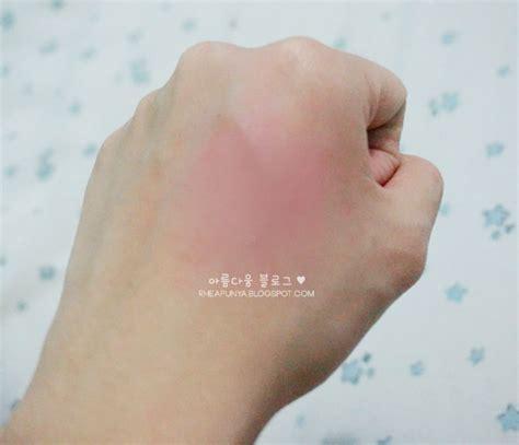 Eyeshadow Wardah Seri D Review review wardah blush on seri c ms rhea s