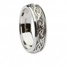 Eheringe Keltischer Knoten by Keltische Eheringe Verlobungsringe Celtic Rings Ltd