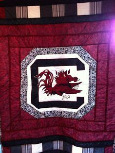 South Carolina Quilt Shops by Quilted Throws South Carolina Gamecocks And South