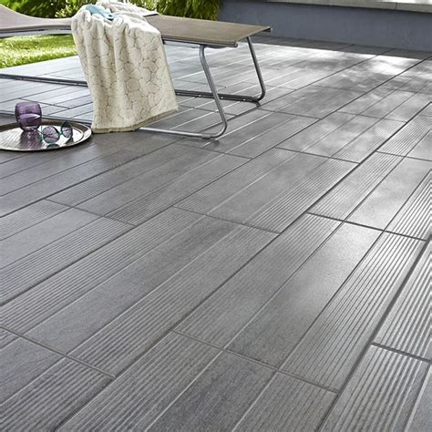 Piscine Hors Sol Castorama 37 by Simple Carrelage Terrasse Gris X Cm Vieste Castorama With