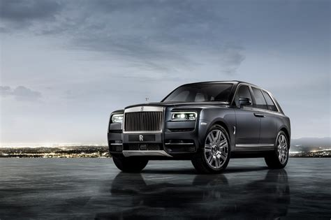 2018 rolls royce cullinan new rolls royce cullinan suv goodwood s for the