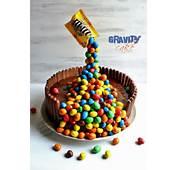 Gravity Cake Ou G&226teau Suspendu Chocolat Noix De Coco  Il