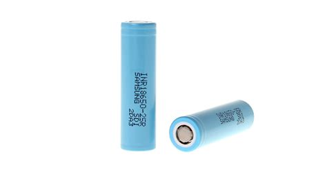 10 03 authentic samsung inr18650 25r 3 6v 2500mah rechargeable li ion batteries 2 pack 35a