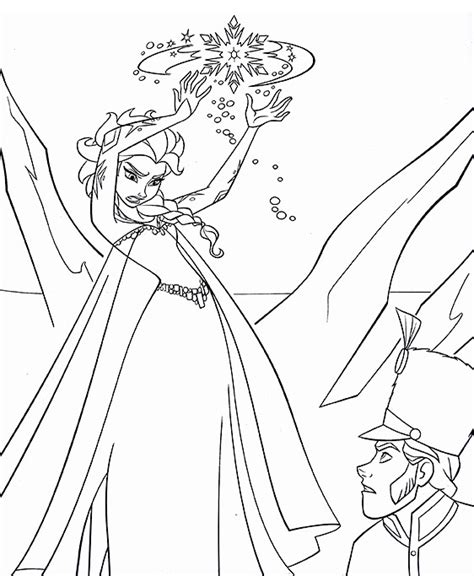 12 free printable disney frozen coloring pages anna