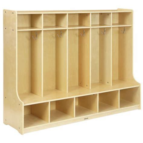 v section carolina line 5 section locker fully assembled