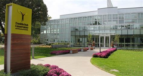 Franklin Park Conservatory And Botanical Gardens In Franklin Park Conservatory And Botanical Garden