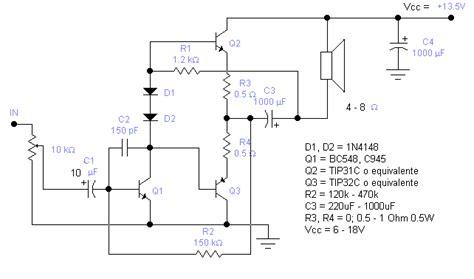 d718 transistor circuit diagram усилители на транзистораx страница 3 форум радиолюбителей