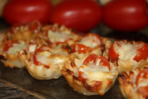 best baby shower appetizers everyday tomato tartlets