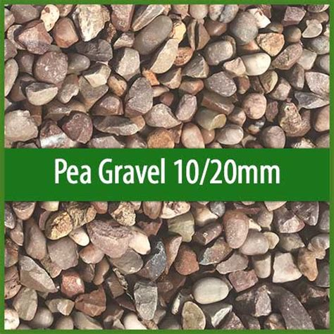 Pea Gravel Cost Per Bag Decorative Aggregates Bulk Aggregates Stoke On Trent