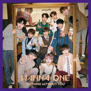 Wanna One Album Nothing Without You Wanna Versi file wanna one nothing without you album cover jpg
