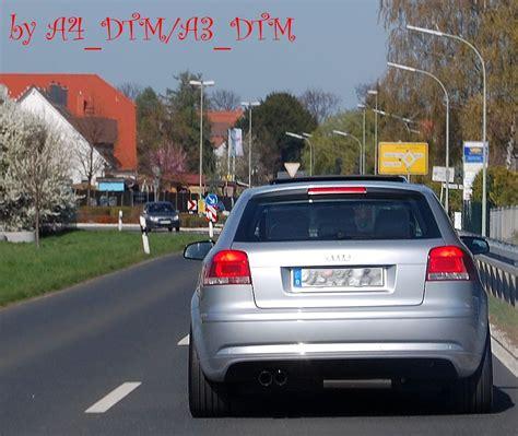 Audi A3 8p Spurverbreiterung by Dsc 6317 Spurverbreiterung Audi A3 8p 8pa 203342670