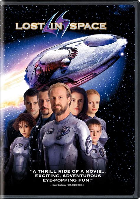 Lost In Space lost in space dvd release date october 6 1998