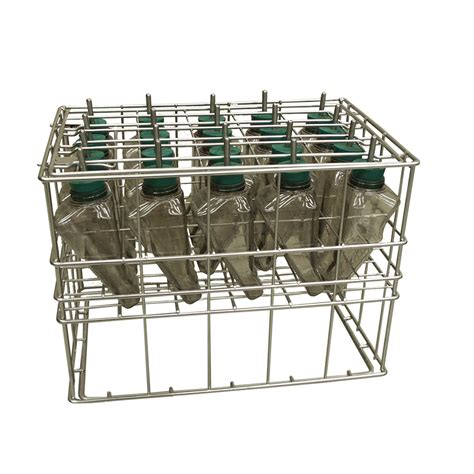 Water Bottle Basket Alternative Design Manufacturing Metal Fabricating Equipment Storage And Processing